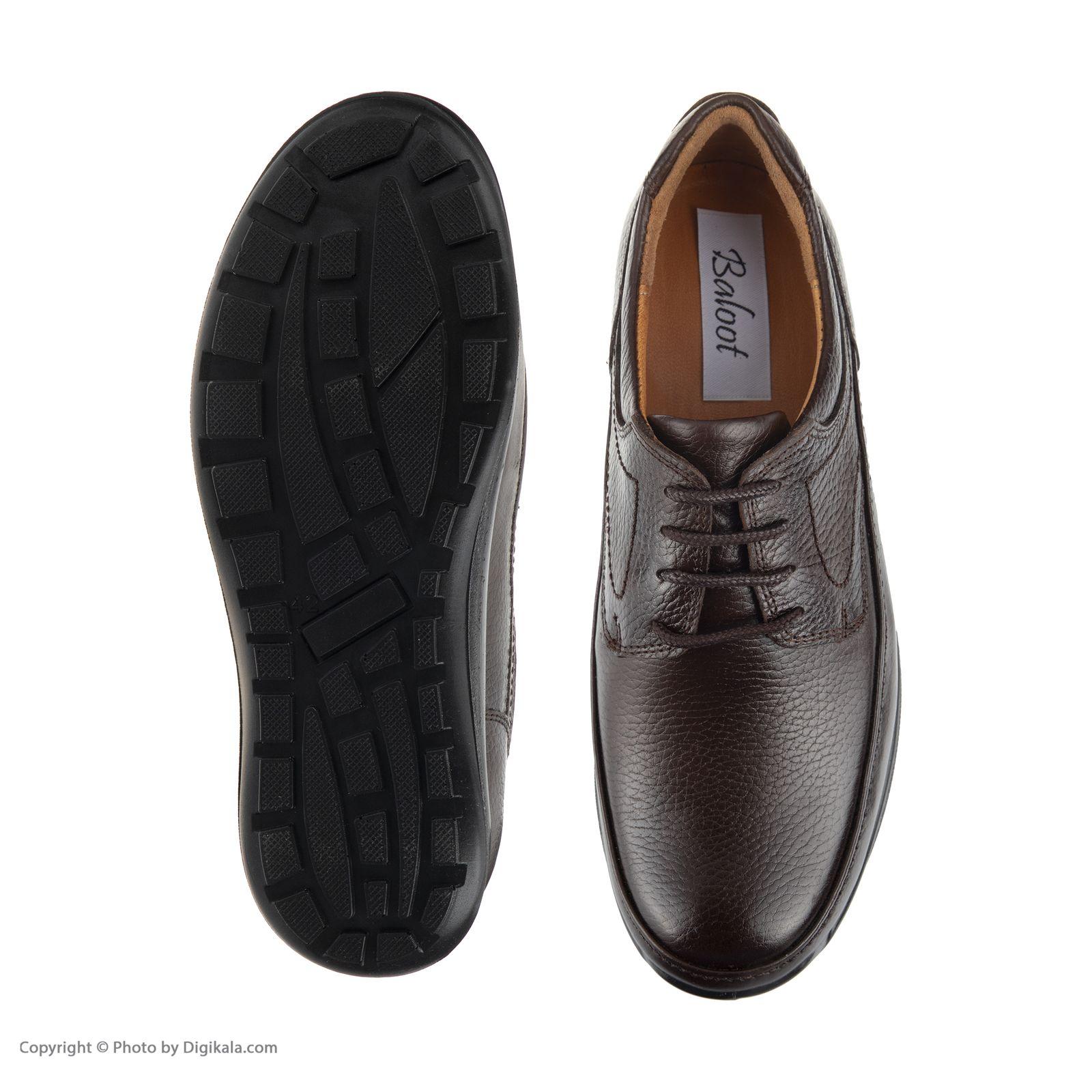 کفش روزمره مردانه بلوط مدل 7266C503104 -  - 6