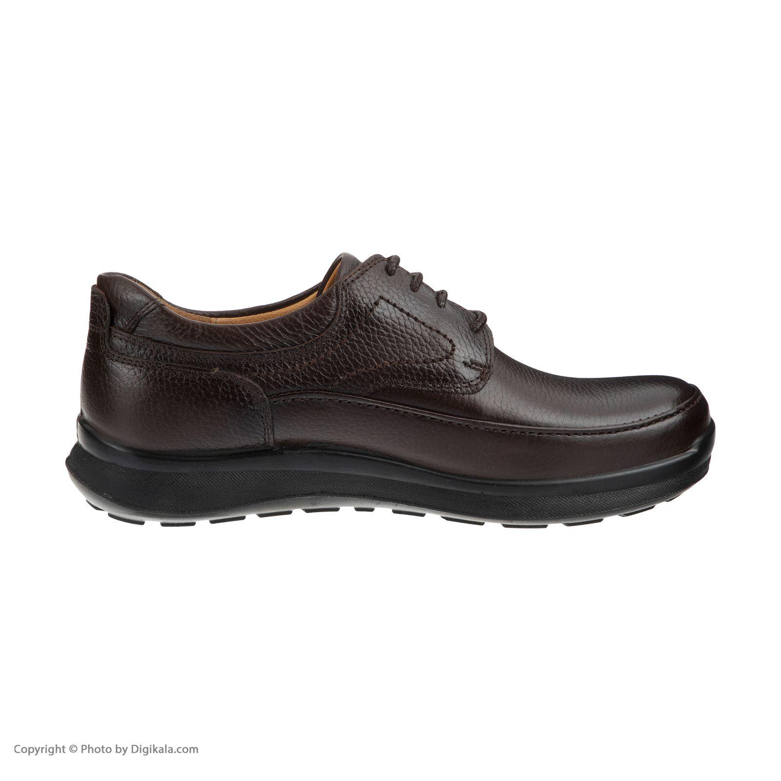 کفش روزمره مردانه بلوط مدل 7266C503104 -  - 8