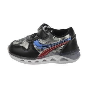 کفش راحتی چراغدار نوزادی کد 00028