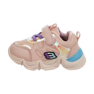 کفش راحتی چراغدار نوزادی کد 00050