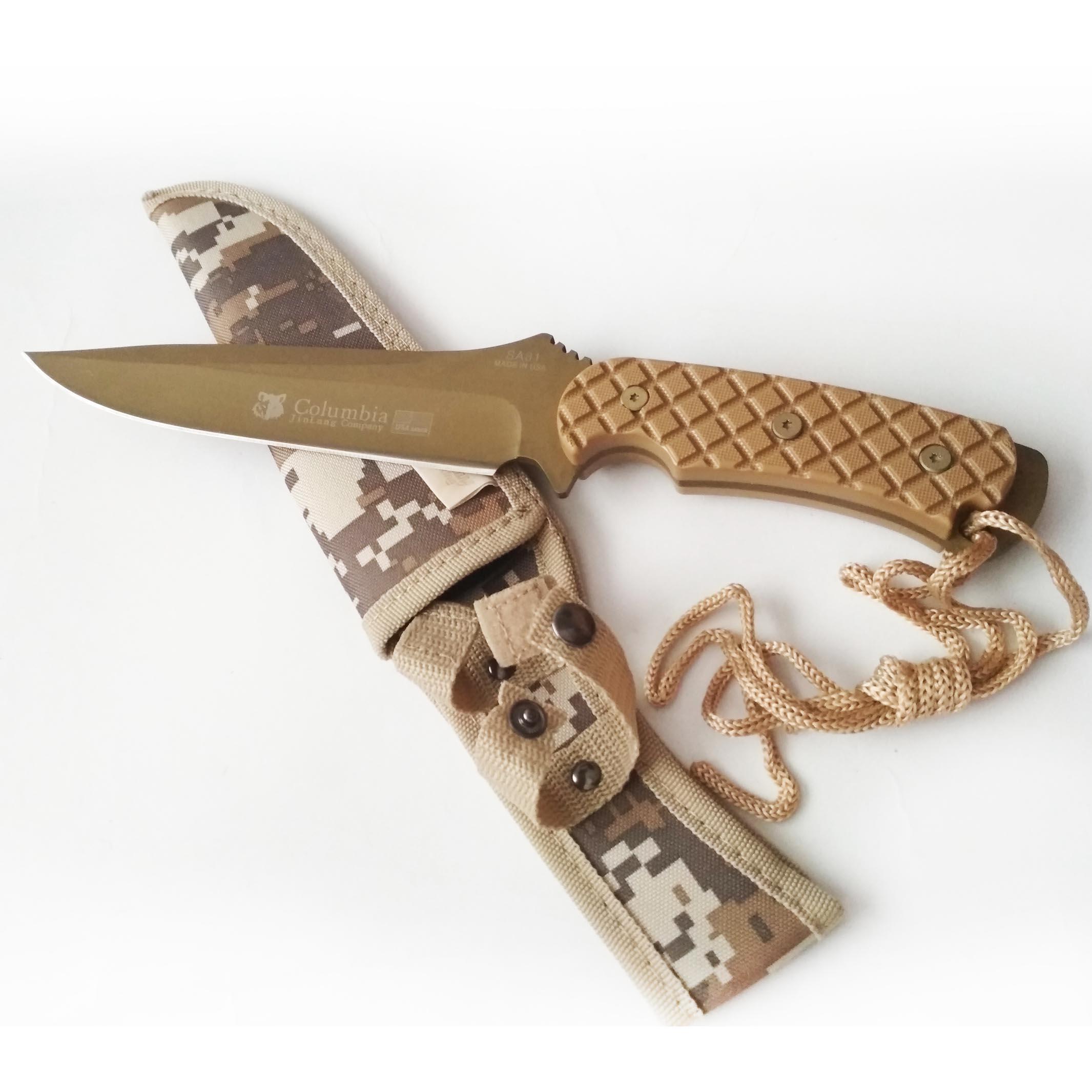 چاقو سفری کلمبیا کد 2205