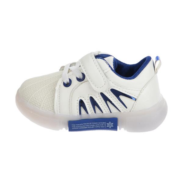 کفش راحتی چراغدار نوزادی کد 00041