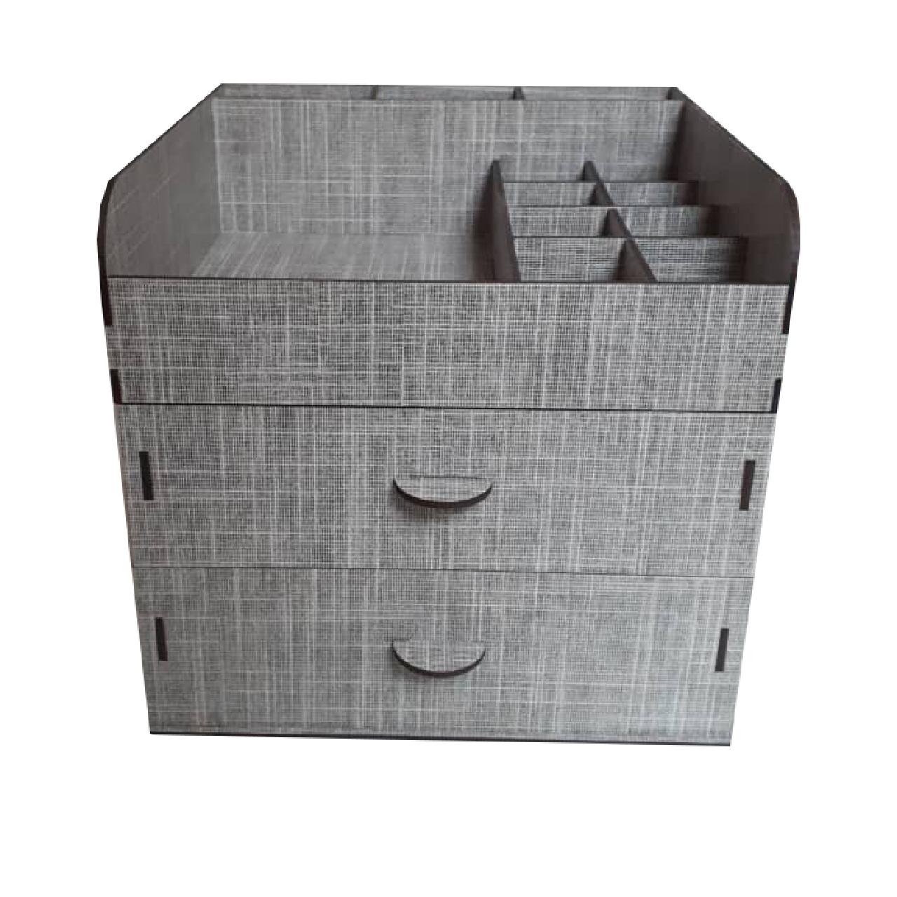 استند و جعبه لوازم آرایشی مدل LC1015