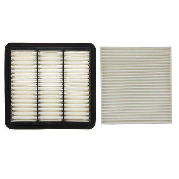 فیلتر هوا خودرو آرو مدل 2H000 مناسب برای سراتو به همراه فیلتر کابین