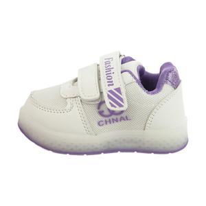 کفش راحتی چراغدار نوزادی کد 00052