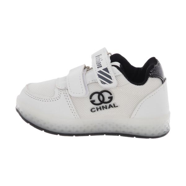 کفش راحتی چراغدار نوزادی کد 00022