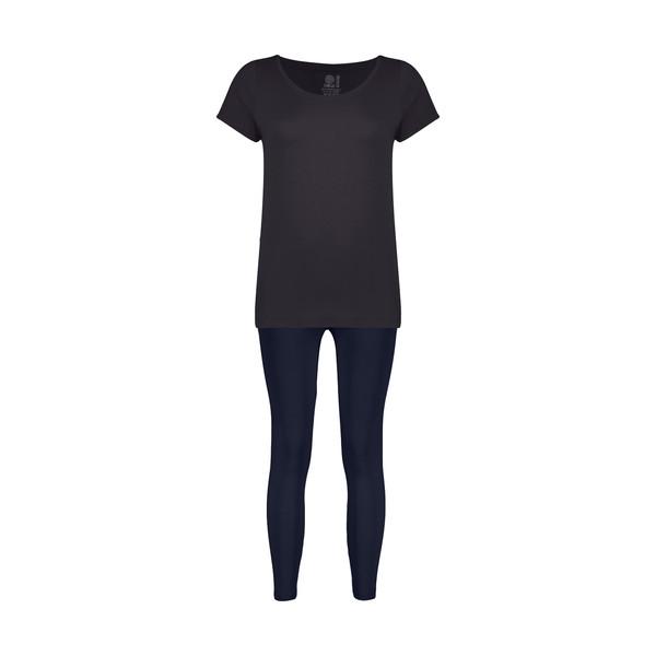 ست تی شرت و شلوار زنانه سون پون مدل 2391103-59