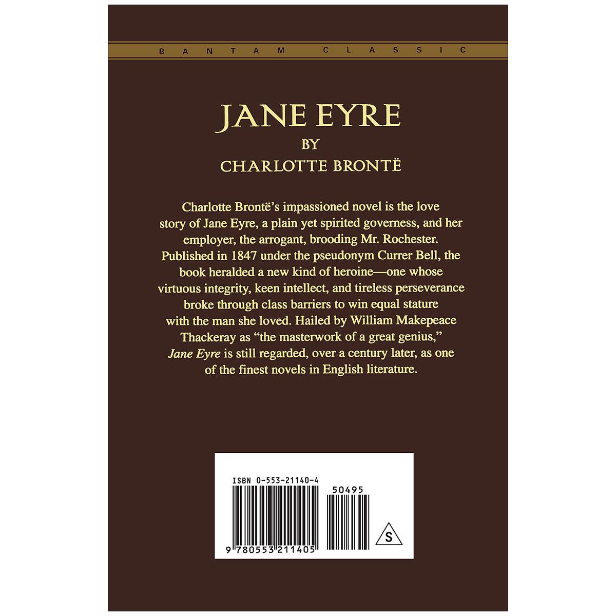 خرید                      کتاب Jane Eyre اثر Charlotte Bronte انتشارات زبان مهر