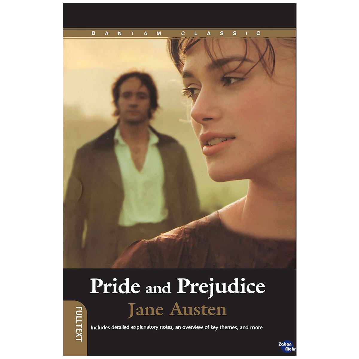 خرید                      کتاب Pride and Prejudice اثر jane austen انتشارات زبان مهر
