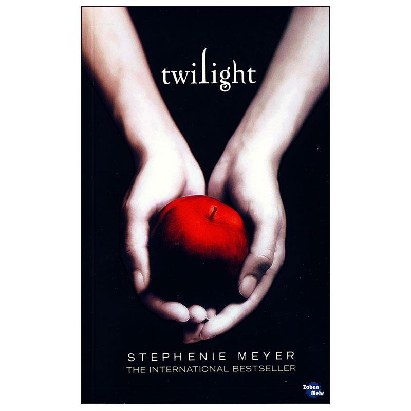 کتاب twilight اثر Stephenie Meyer انتشارات زبان مهر