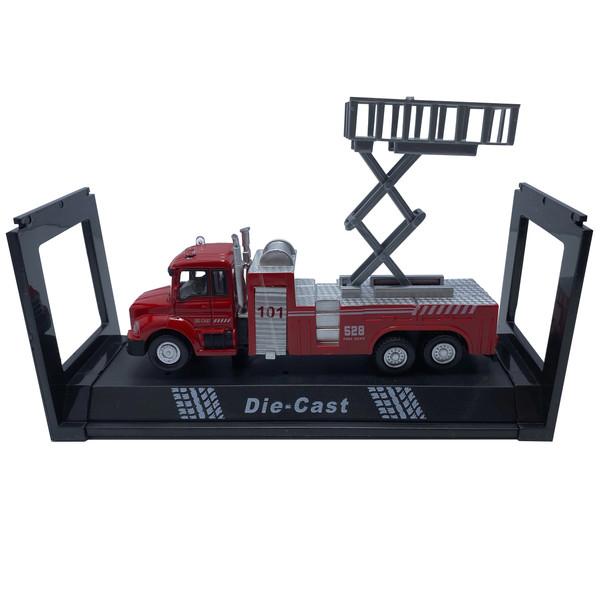 ماشین بازی طرح آتشنشانی مدل DW-41