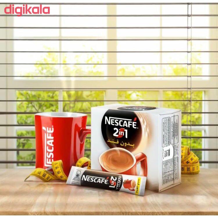 پودر قهوه فوری مدل 1 × 2 نسکافه بسته 20 عددی main 1 6