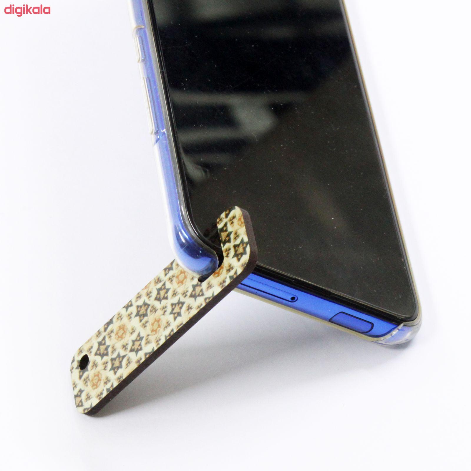 پایه نگهدارنده گوشی موبایل مدل LS010 مجموعه8 عددی main 1 2