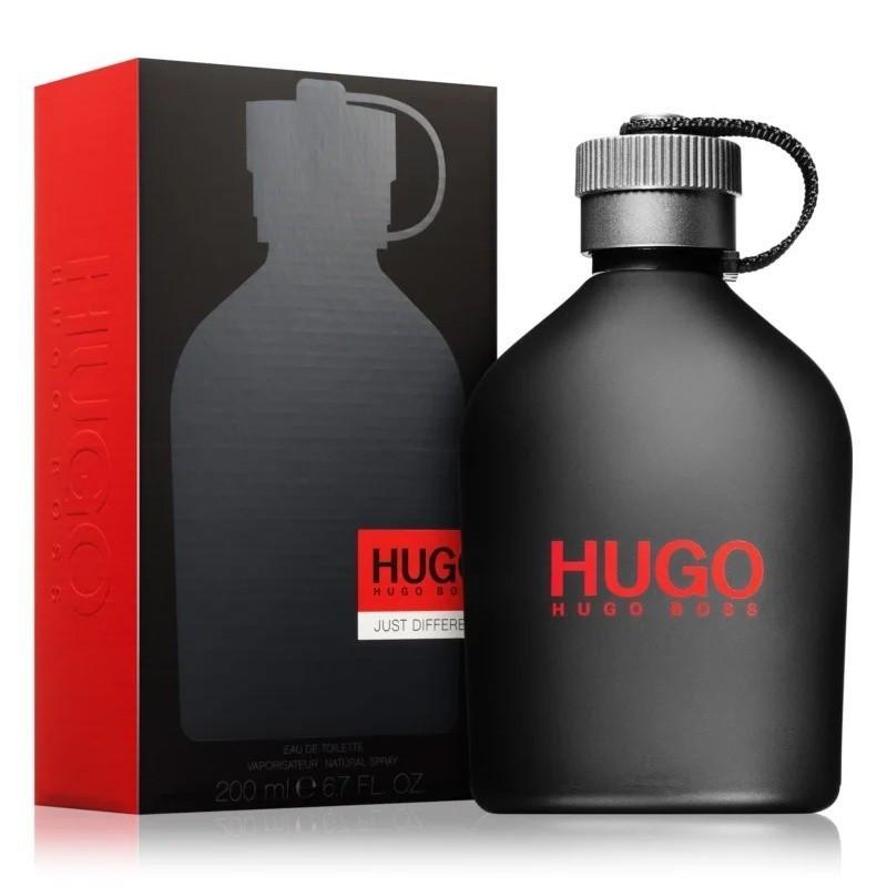 ادو تویلت مردانه هوگو باس مدل Hugo Just Different حجم 200 میلی لیتر