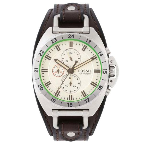 ساعت مچی عقربه ای مردانه فسیل مدل CH3004