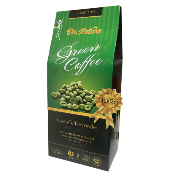 قهوه سبز دکتر نیچر شاهسوند - 150 گرم