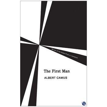 کتاب The First Man اثر  Albert Camus انتشارات زبان مهر