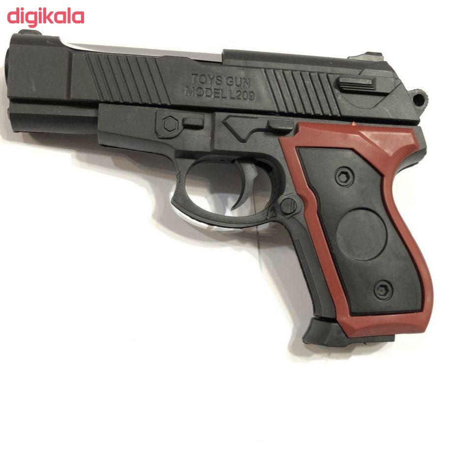 تفنگ بازی مدل 209 main 1 1