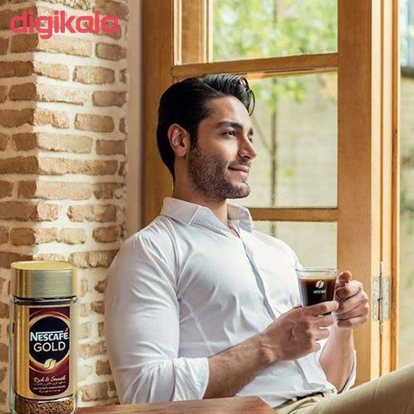 قهوه فوری نسکافه گلد مقدار 100 گرم main 1 7