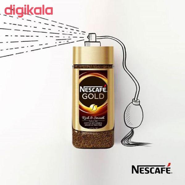 قهوه فوری نسکافه گلد مقدار 100 گرم main 1 9