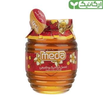 عسل کنار ارگانیک مدا - 1 کیلوگرم