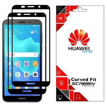 محافظ صفحه نمایش مدل GHF مناسب برای گوشی موبایل هوآوی Y5 Lite بسته 2 عددی
