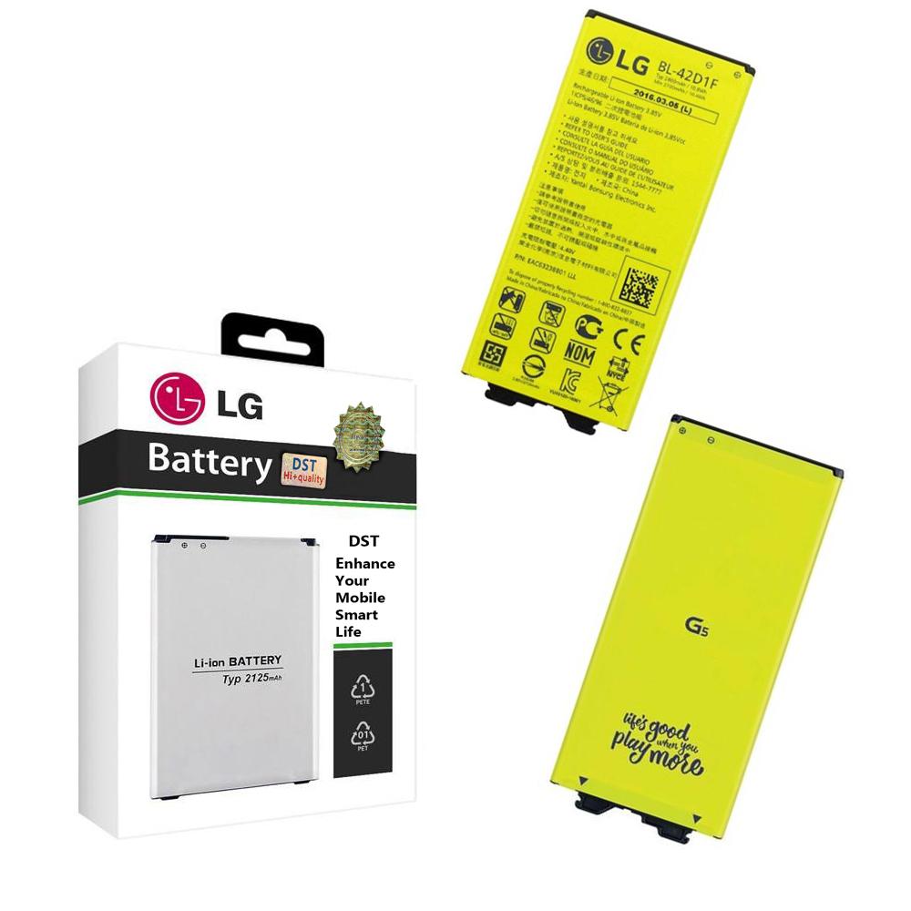 باتری موبایل مدل BL-42D1F ظرفیت 2800 میلی آمپر ساعت مناسب برای گوشی موبایل ال جی G5  main 1 2