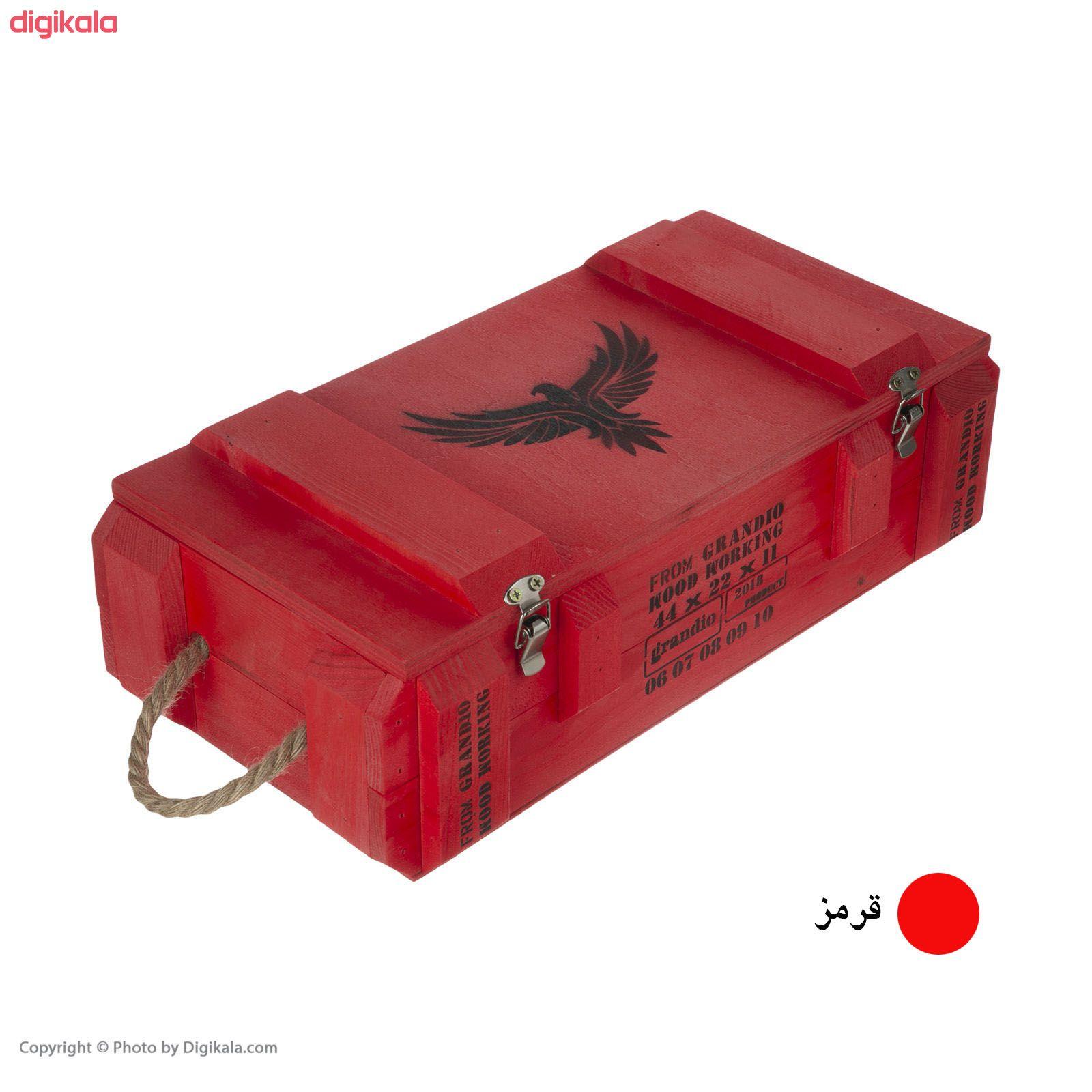 جعبه هدیه طرح جعبه مهمات مدل m33 main 1 8