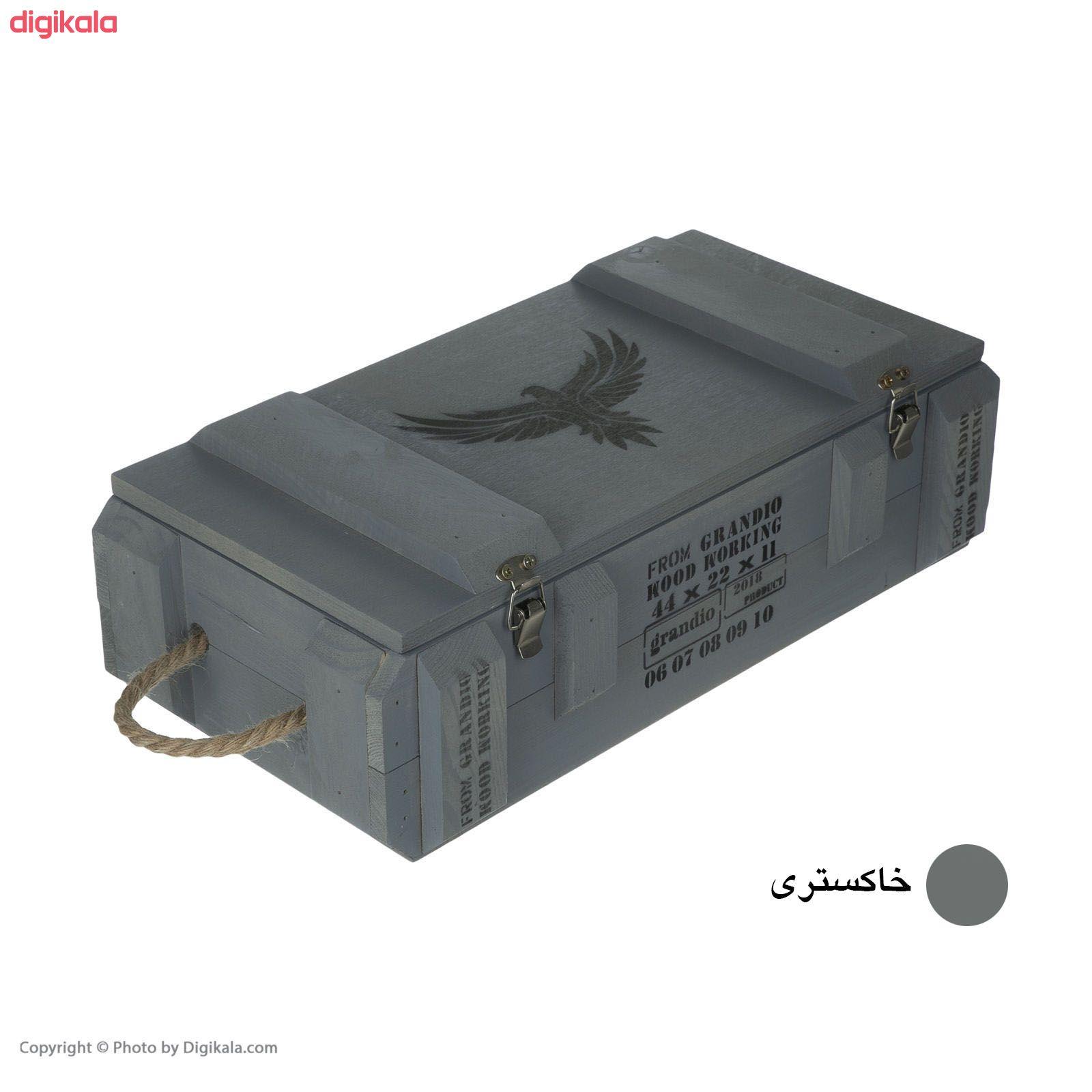 جعبه هدیه طرح جعبه مهمات مدل m33 main 1 9