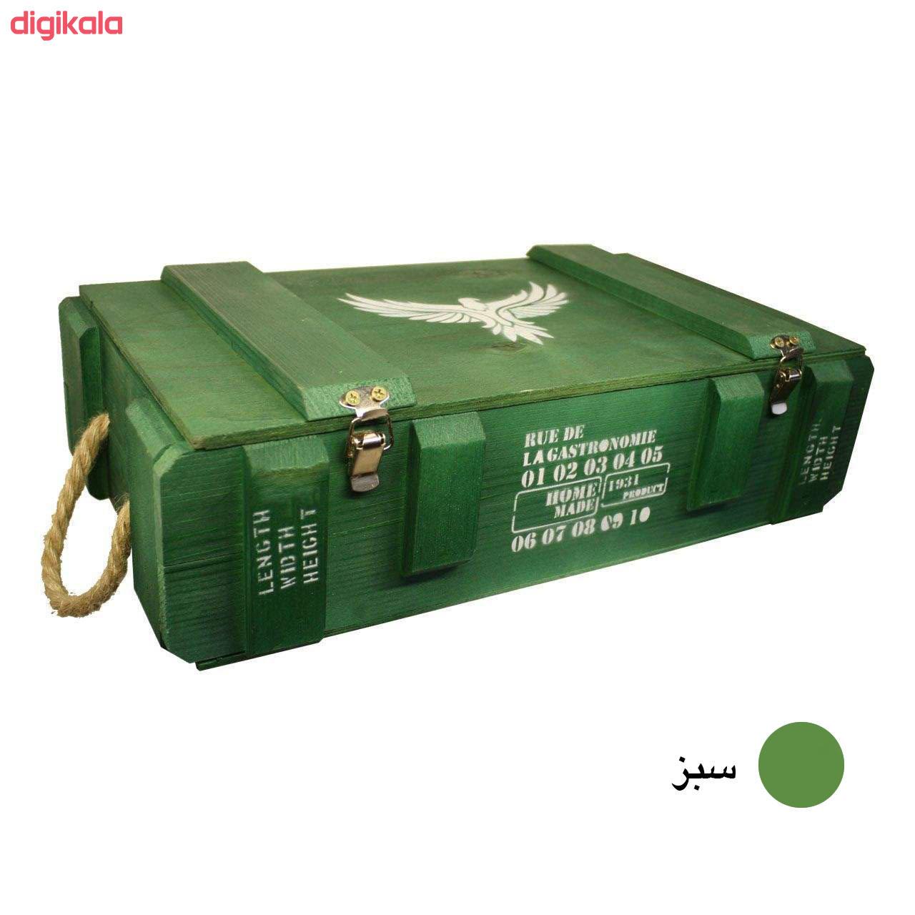 جعبه هدیه طرح جعبه مهمات مدل m33 main 1 6