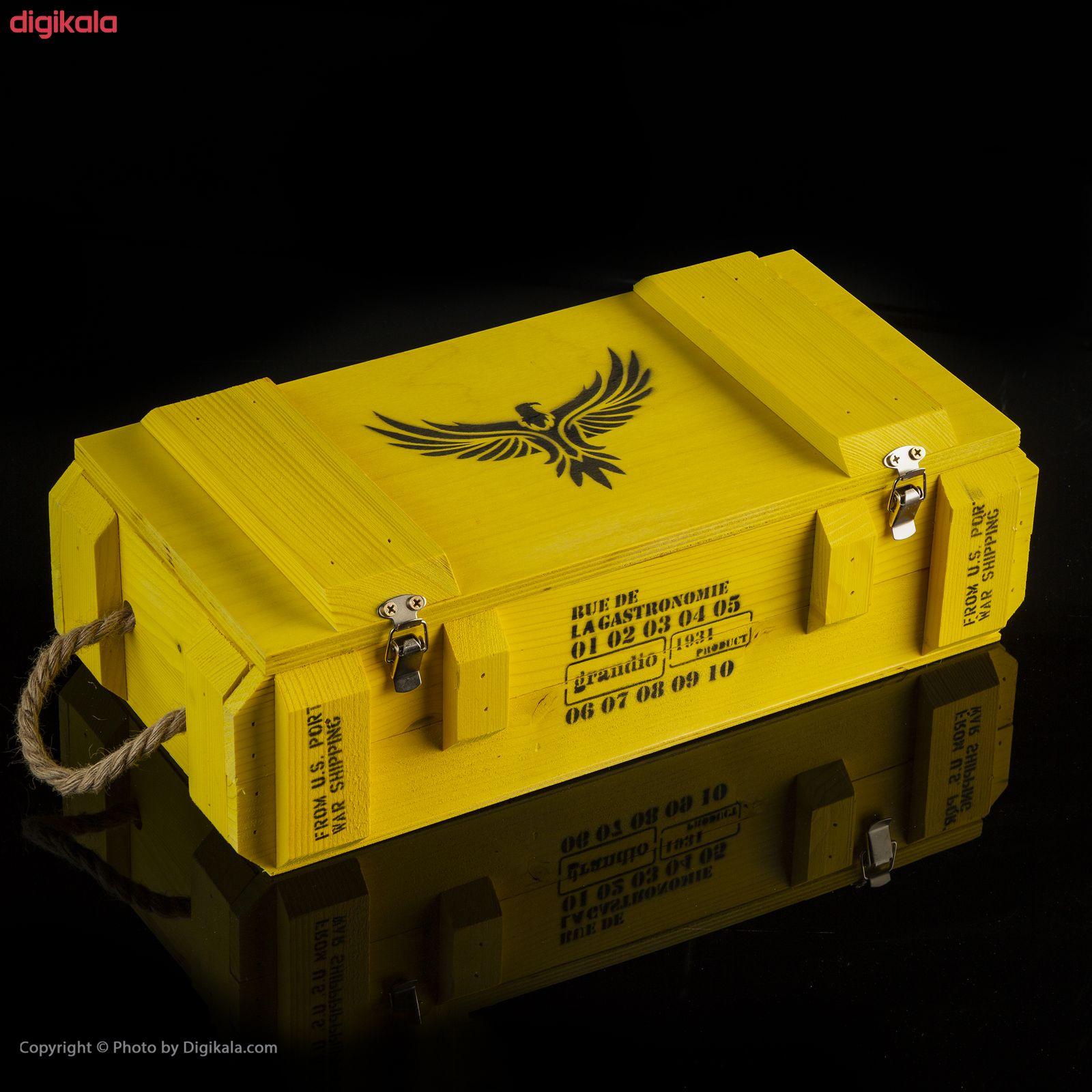 جعبه هدیه طرح جعبه مهمات مدل m33 main 1 5