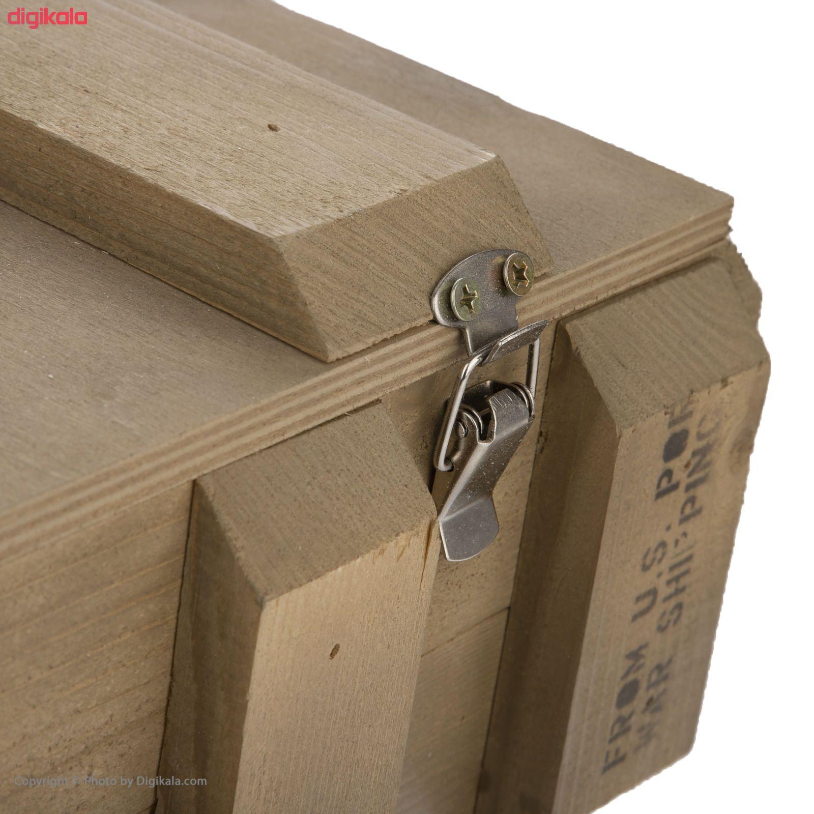جعبه هدیه طرح جعبه مهمات مدل m33 main 1 13