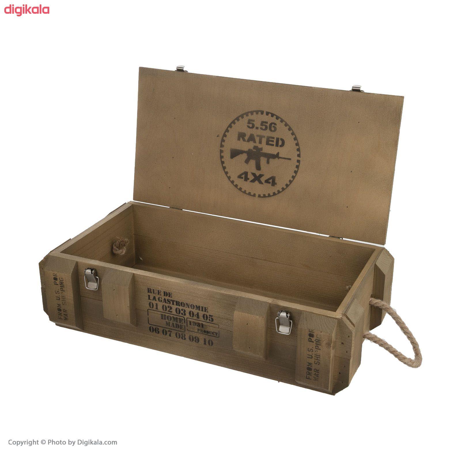جعبه هدیه طرح جعبه مهمات مدل m33 main 1 15