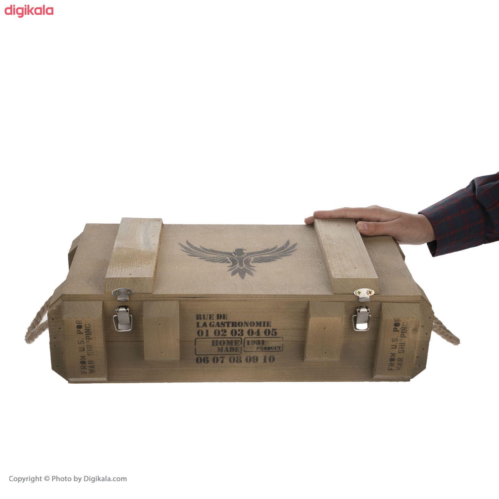 جعبه هدیه طرح جعبه مهمات مدل m33 main 1 11