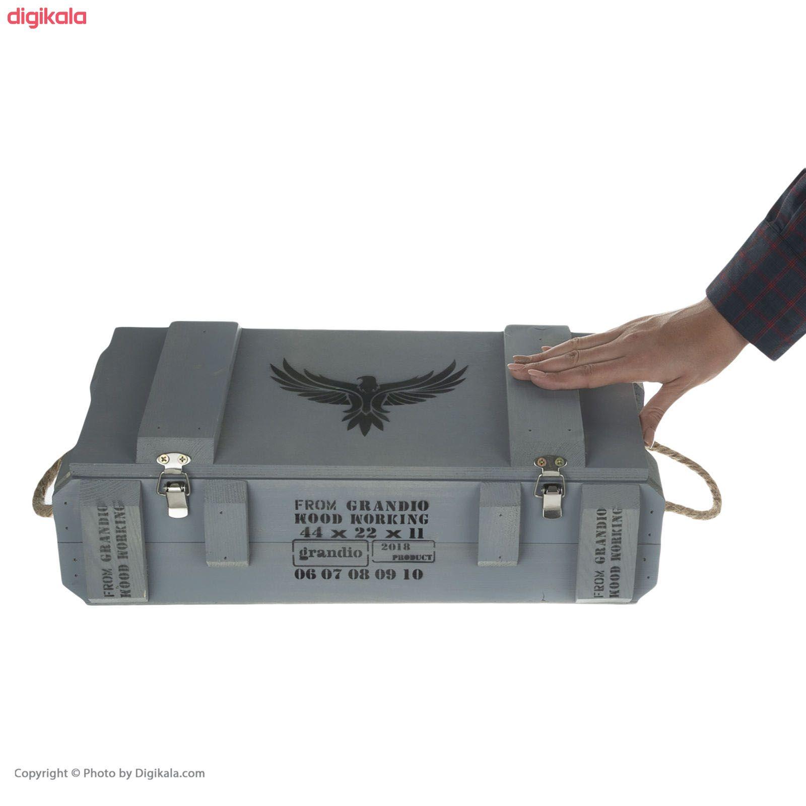 جعبه هدیه طرح جعبه مهمات مدل m33 main 1 12