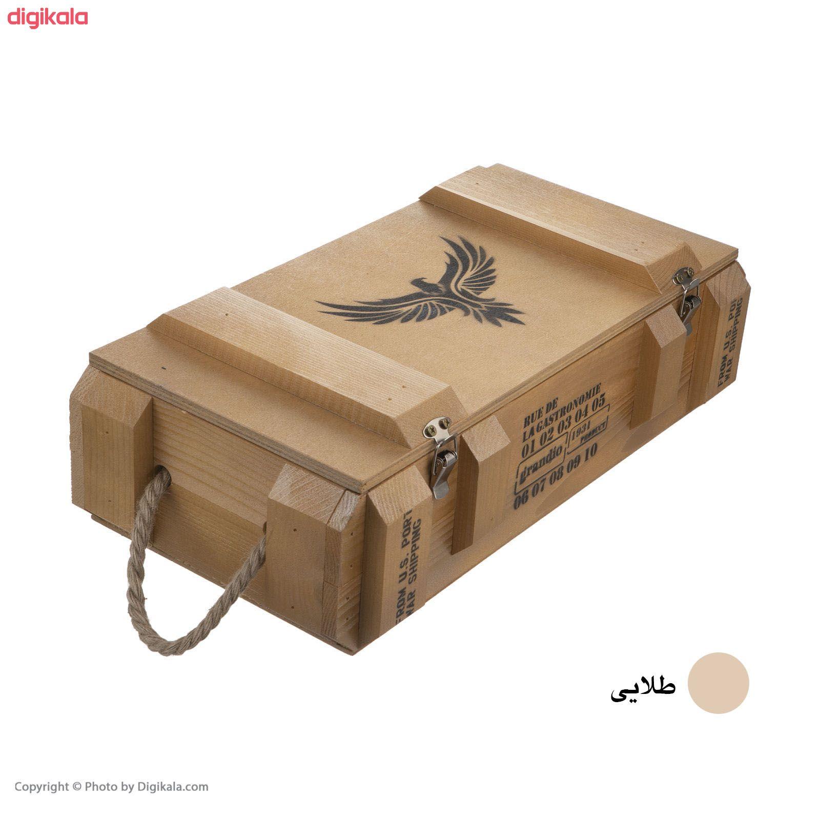 جعبه هدیه طرح جعبه مهمات مدل m33 main 1 10