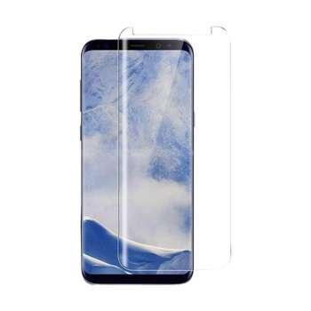 محافظ صفحه نمایش یووی مدل FULL-014  مناسب برای گوشی موبایل سامسونگ Galaxy S8