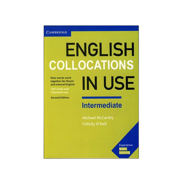 کتاب English Collocations In Use Intermediate اثر Felicity O Dell And Michael Mccarty انتشارات Cambridge