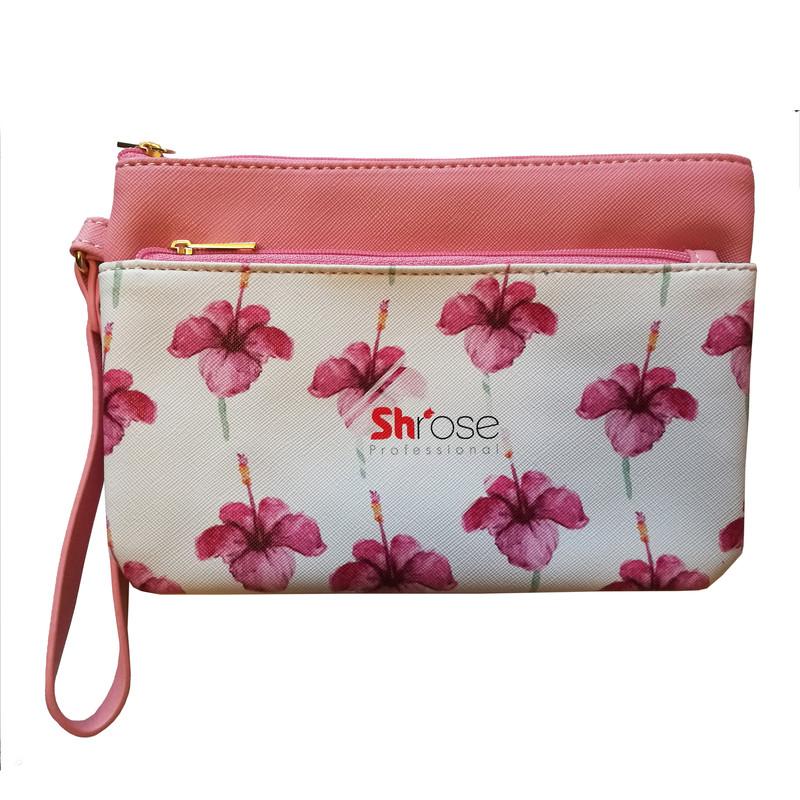کیف لوازم آرایش دخترانه شیروز مدل 110