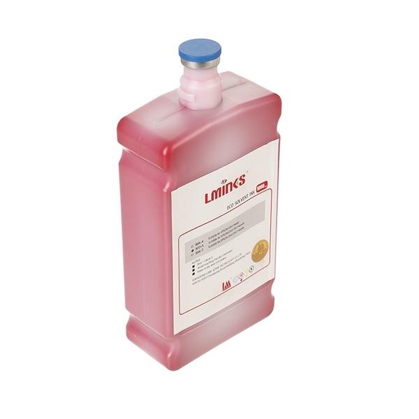 قیمت                      جوهر قرمز مخزن لیمی مدل Eco Solvent DX5/Eco Solvent DX7حجم 1000میلی لیتر
