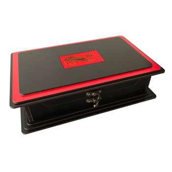 جعبه هدیه چوبی مدل j28