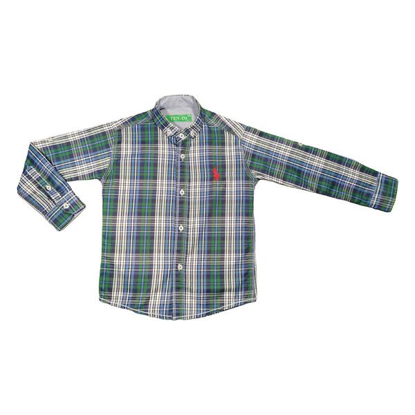 پیراهن پسرانه کد 00040001