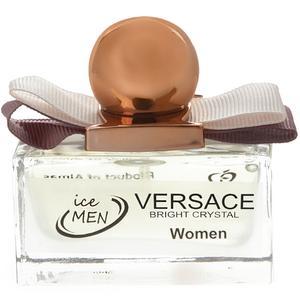 ادو پرفیوم زنانه آیس من مدل Versace Bright Crystal حجم ۳۰ میلی لیتر