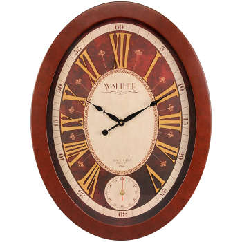 ساعت دیواری والتر مدل بلا