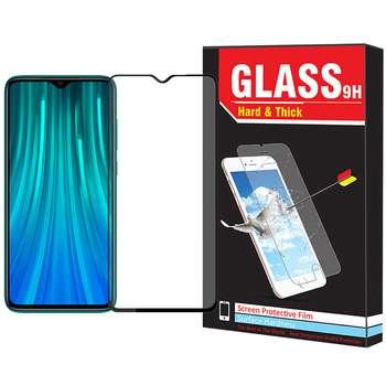 محافظ صفحه نمایش Hard and thick مدل F-01 مناسب برای گوشی موبایل شیائومی Redmi Note 8 pro