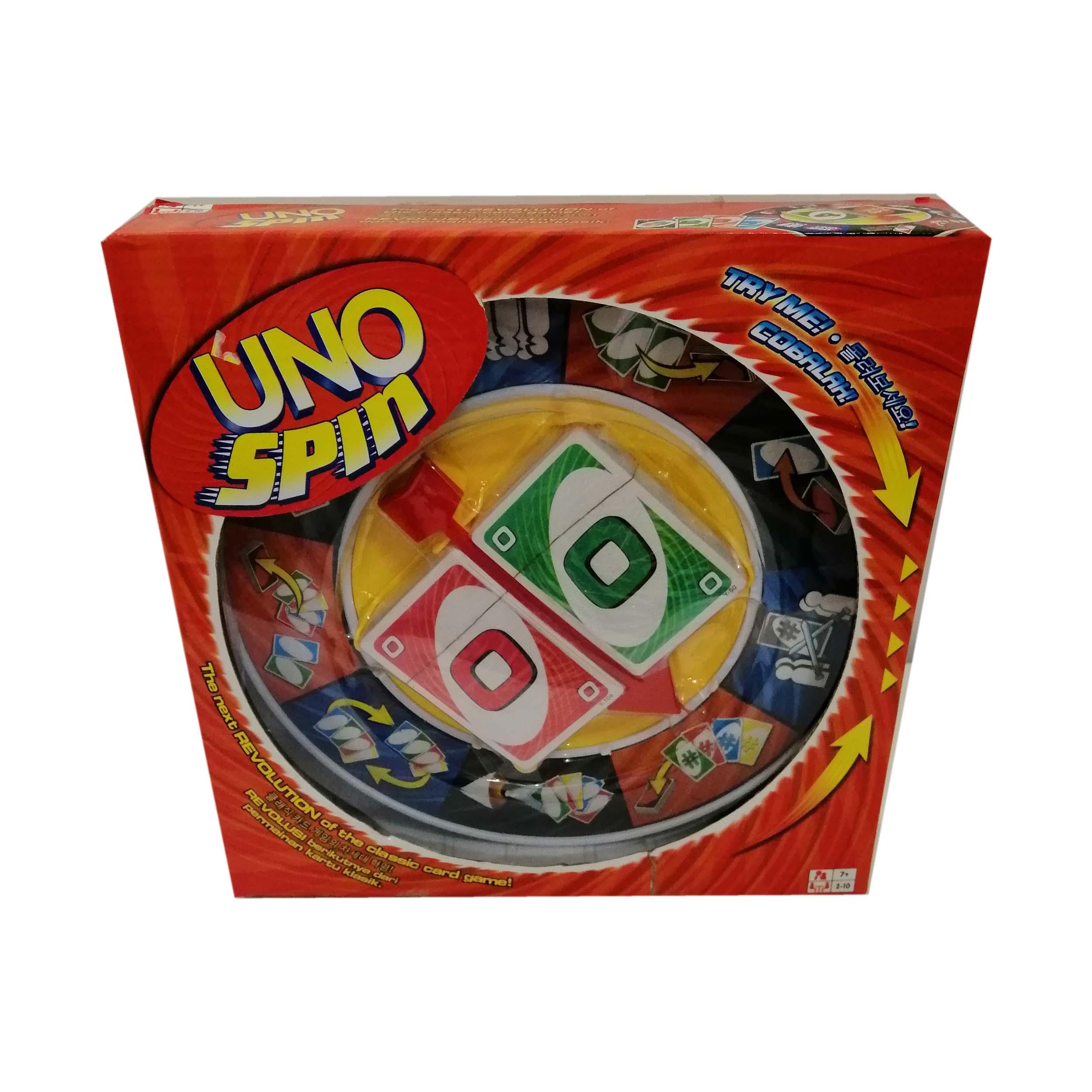 بازی فکری اونو اسپین کد 0129