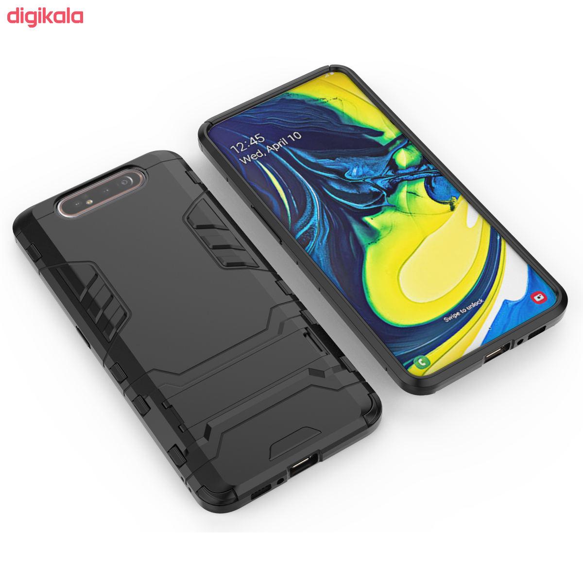 کاور مدل Sidekick مناسب برای گوشی موبایل سامسونگ Galaxy A80/A90