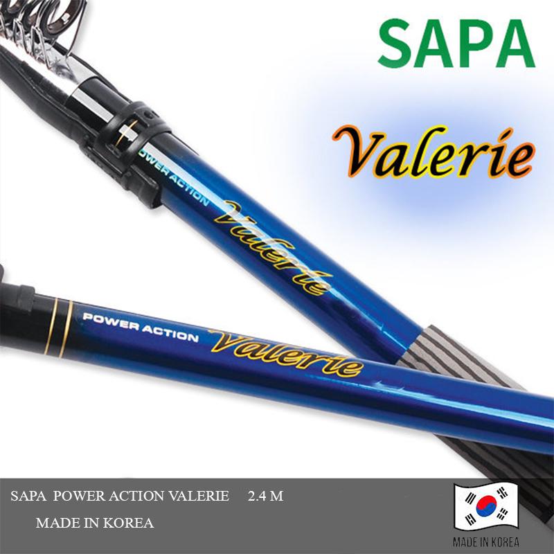 چوب ماهیگیری ساپا مدل VALERIE-240