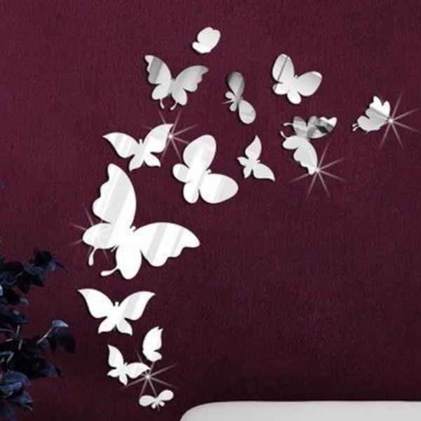 آینه آتریکس مدل پروانه st02