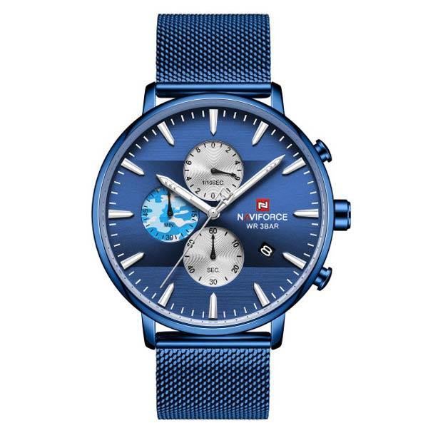 قیمت و خرید                      ساعت مچی عقربه ای مردانه نیوی فورس مدل NF9169M - SO-SO